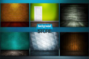 50 Interior Backgrounds Bundle by BackgroundStore