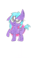 Just A Filly by invaderziiwantsaoreo