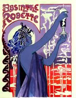 Absinthe Robethe reproduction by fabs-11