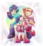 .: Rockman Commission : . by Mako-Fufu
