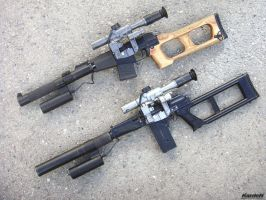 VSS_VSK-94 sniper rifles 7 by Garr1971