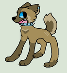 Newbie guard dog adopt open by Leviiiathan