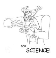 For SCIENCE by Mad--Munchkin