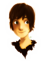 Hiccup by SweetasTea