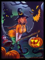 Witchy Yummy by Chenzan