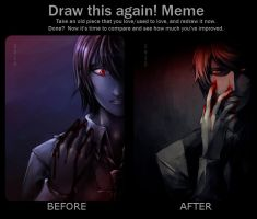 Draw-stuff-again meme by Aemika