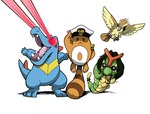 TPP Gen 2: An Auspicious Beginning by QuadForceFive