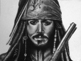 Captain Jack by abish