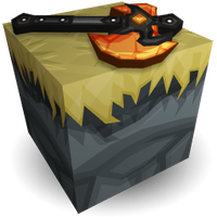 Minecraft PureBDcraft Aether icon Launcher by SphaxCS
