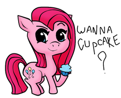 Pinkamena Diane Pie by Black-Rose-Emy