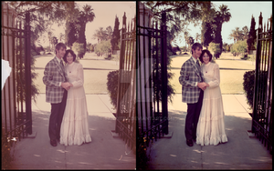 Photo Retouch - Mom and Dad by Tankitha