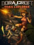 Dora Croft: The Tomb Explorer by IngvardtheTerrible