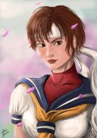 Sakura Street Fighter by Letth