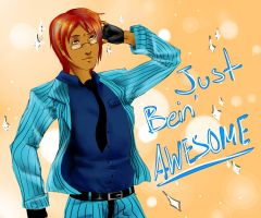 Eli Bein' Awesome by Mariah-Draws