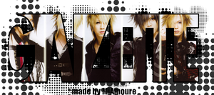 Gazette Signature by MiAmoure