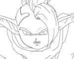 TAPION_LINEART by SuperSayan4