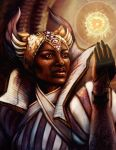 Vivienne - DA:inquisition by YoungGirlBlues