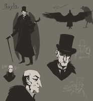 boyle sketches by Spoonfayse