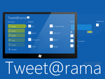 TweetATrama Template by MetroUI