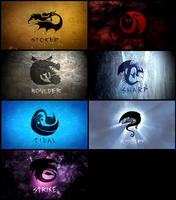 HTTYD - Dragon Classification by AtraVerum