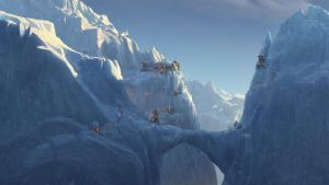 RotG: North Pole by Frie-Ice