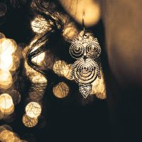 Owl and Bokeh by CSONGI-04