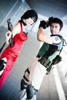 TGX 005 - Resident Evil Duo by garion
