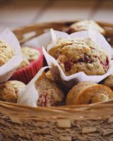 Muffins fraises framboises (+recipe) by ClaraLG
