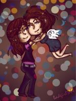 always love you sister (gift) by Soraya-Mendez