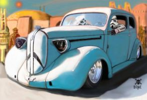 TROOP COUPE by NeDrawMas
