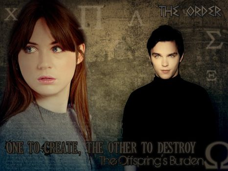The Offspring's Burden / The Order by KerenOria