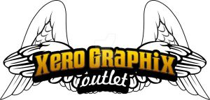 Xero Graphics Outlet Logo by Sonic-Gal007