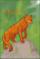 Warriors - Firestar calls clan by Realms-Master