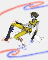 Sollux Captor -  Sparks of Doom by SusyKitty1