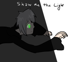 Show me the light by Amaterasufox