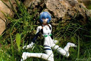 Rei Ayanami by killer0178