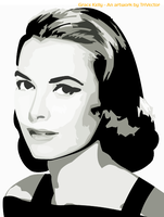 Grace Kelly by TriVector