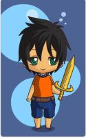 Percy Jackson by 1521tebear