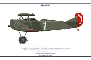 Fokker D.VII USSR 1 by WS-Clave