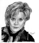 Samantha Carter- Amanda by The-Art-of-Stargate