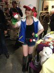 Ash Ketchum Cosplay at LAGC by AverageCosplays