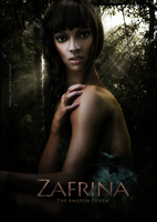 Zafrina - The Amazon Coven by Nikola94