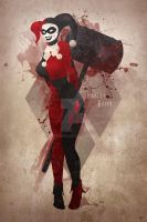 Harley Quinn by mobieus69