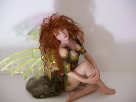 NOT blonde faerie4 by mistweaversrealm