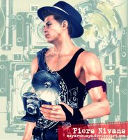 The Photographer - Piers Nivans by MayaRokuaya