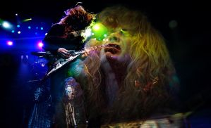 Dave Mustaine by Wamba70