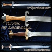 Kings Of Aquilonia - By Fable Blades by Fableblades