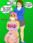 New Year's New Damsel 2015! by MisterMistoffelees