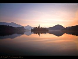 Just before Sunrise by GMCPhotographics