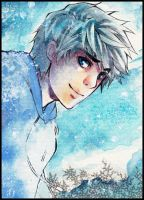 jack frost aceo by XMenouX